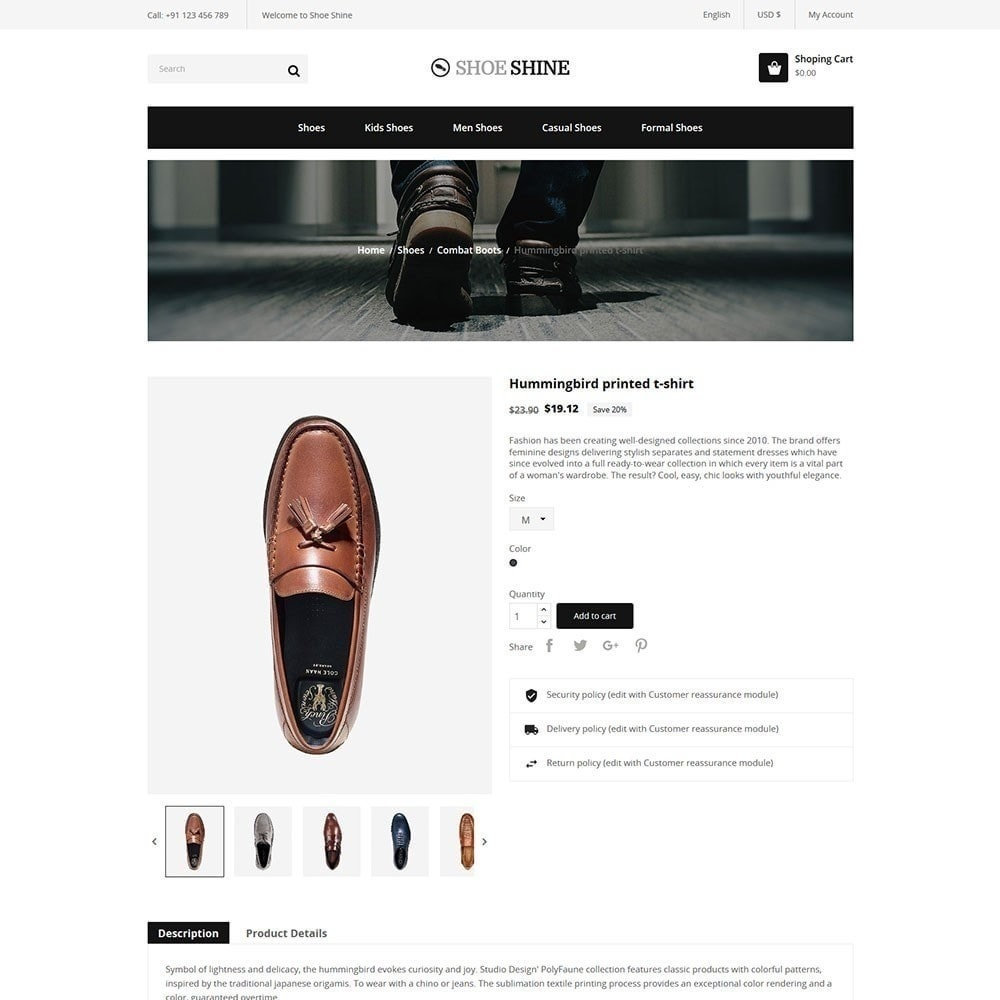 theme - Mode & Schoenen - Schoenpoetsen Mode Winkel - 3