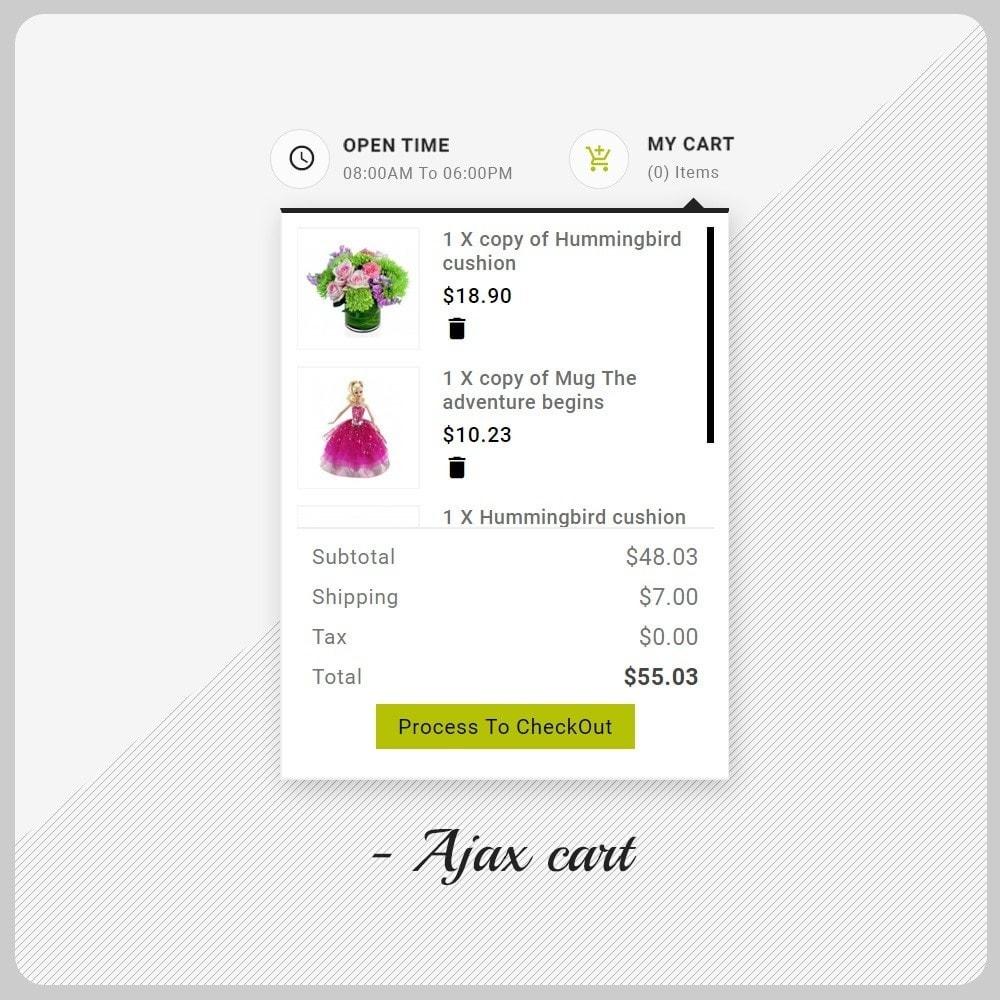 theme - Подарки, Цветы и праздничные товары - Darkovy Gift - The Gift Shop - 7