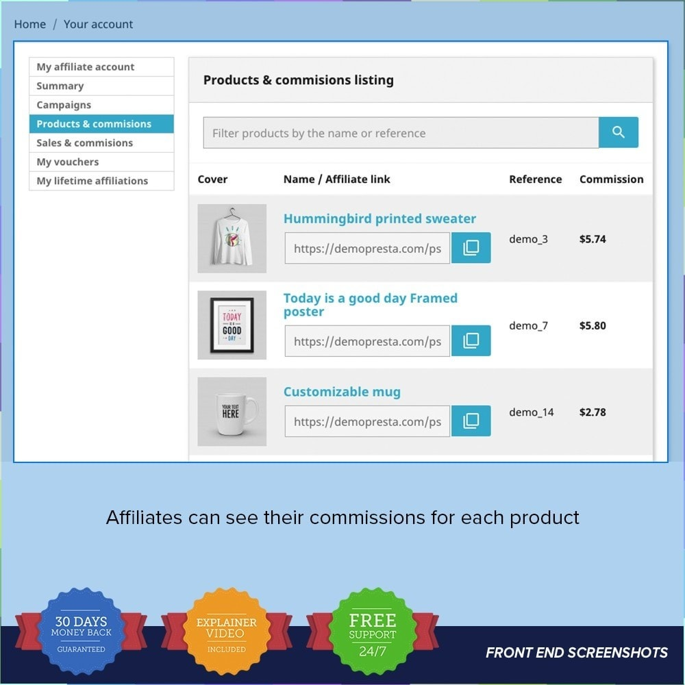bundle - Betaalde vermelding & Lidmaatschap - Marketing Pack - Affiliate, Newsletter,PushNotification - 3