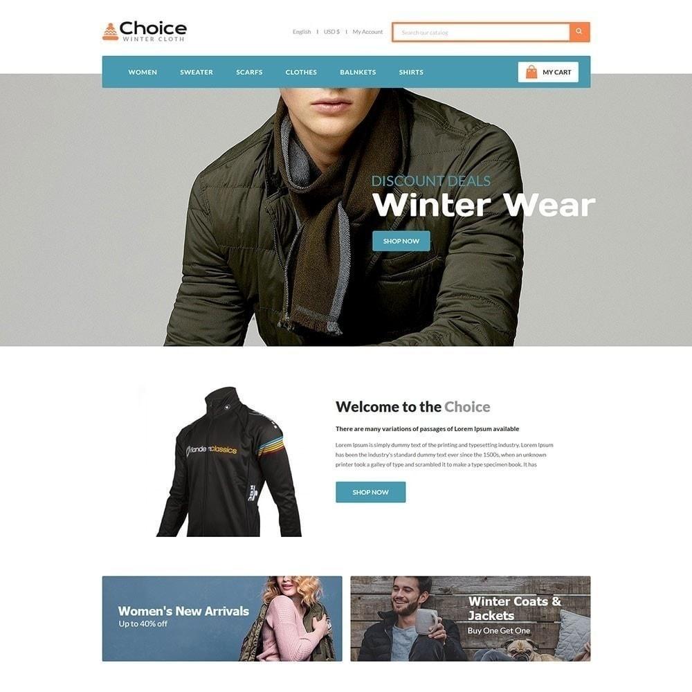 theme - Moda & Calçados - Escolha Fashion Store - 2