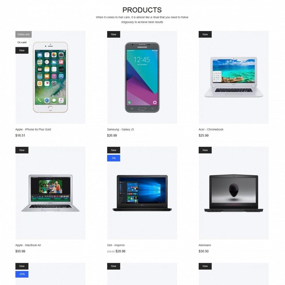 theme - Electronics & Computers - Mania - High-tech Shop - 3