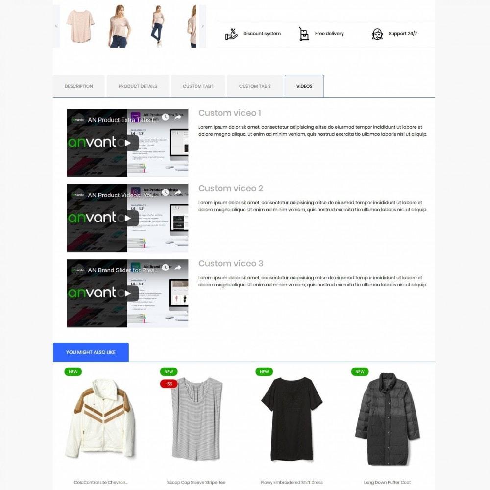 theme - Fashion & Shoes - Asplenium Fashion Store - 9