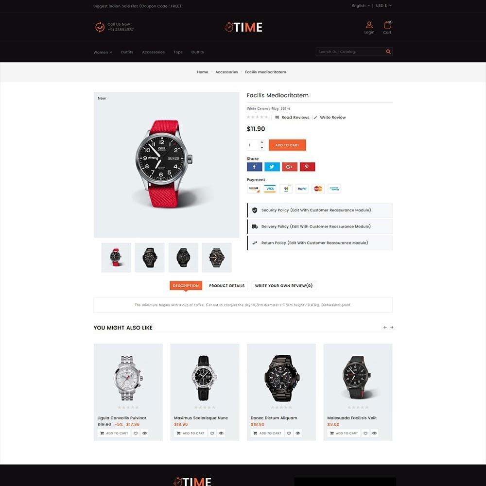 theme - Schmuck & Accesoires - Time Watch Shop - 5