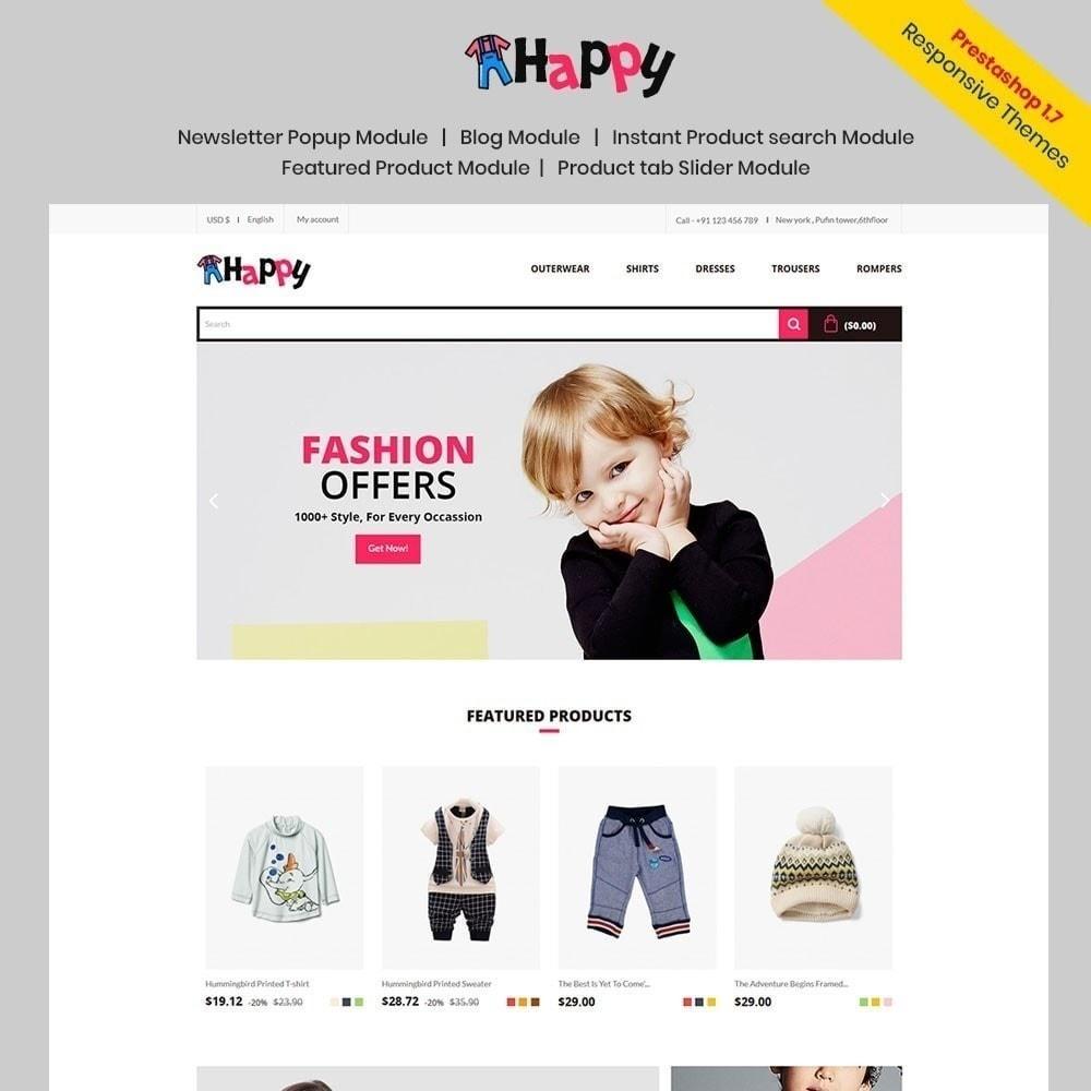 theme - Kids & Toys - Happy Toy - Kids Store - 1