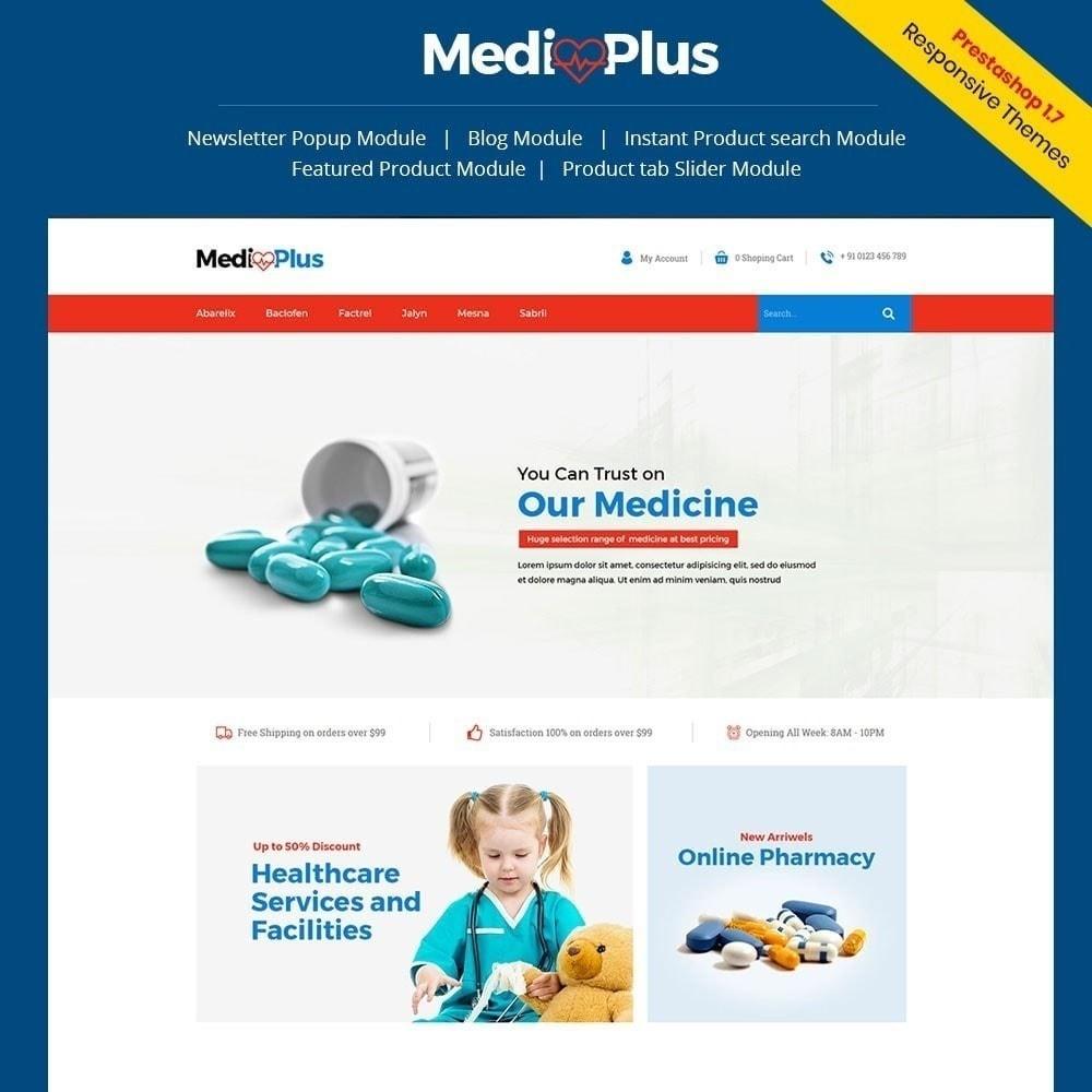 theme - Salud y Belleza - Medicina - Farmacia - 1