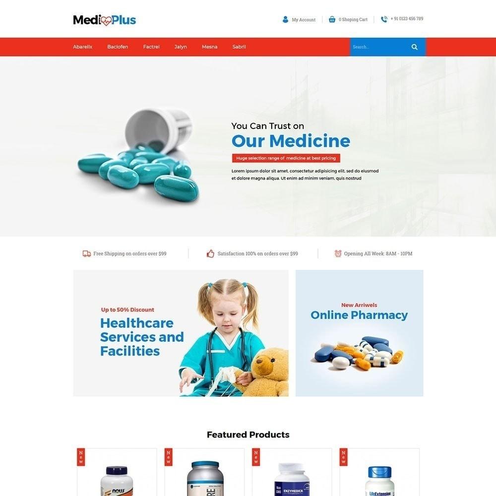 theme - Zdrowie & Uroda - Medical - Drug Store - 2
