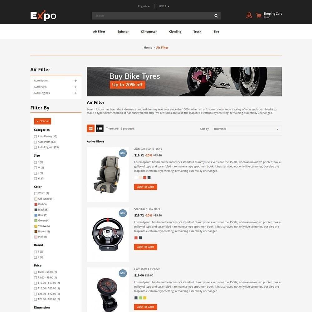 theme - Autos & Motorräder - Werkzeug - Auto Store - 5