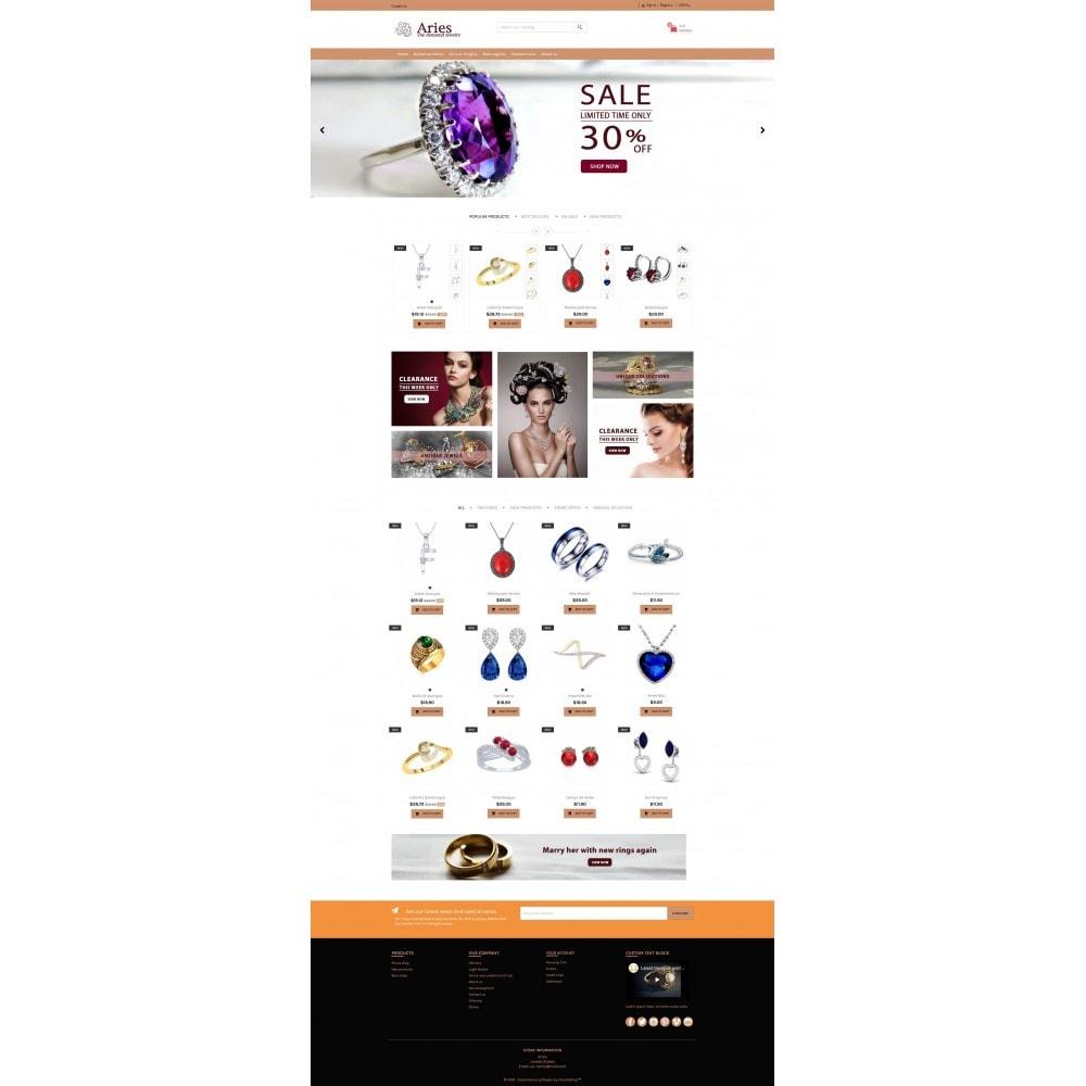 theme - Joalheria & Acessórios - Aries - Jewelry premium - 6