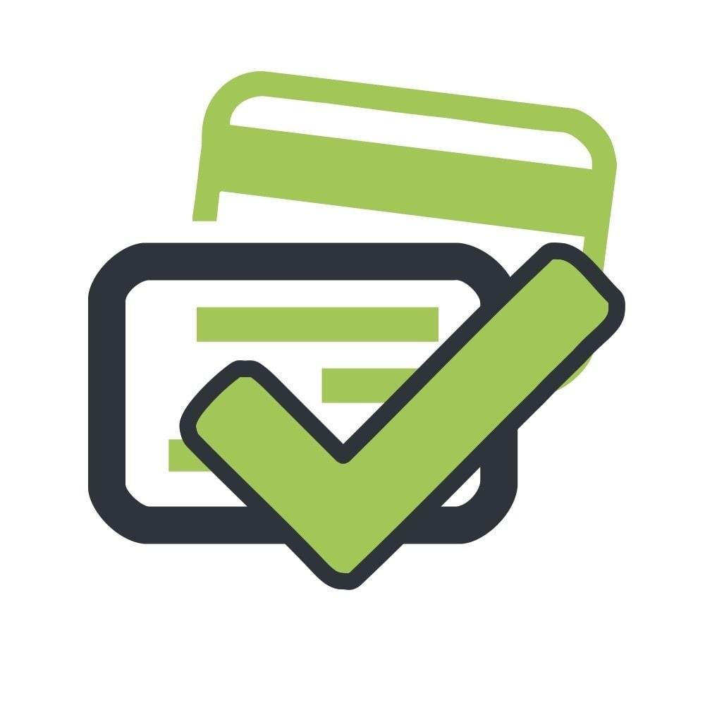 module - Gestion des Prix - Règles de Paiement Avancées - 1