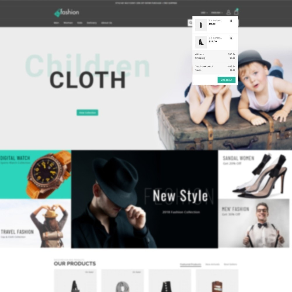 theme - Moda & Obuwie - Fashion Shop - 7