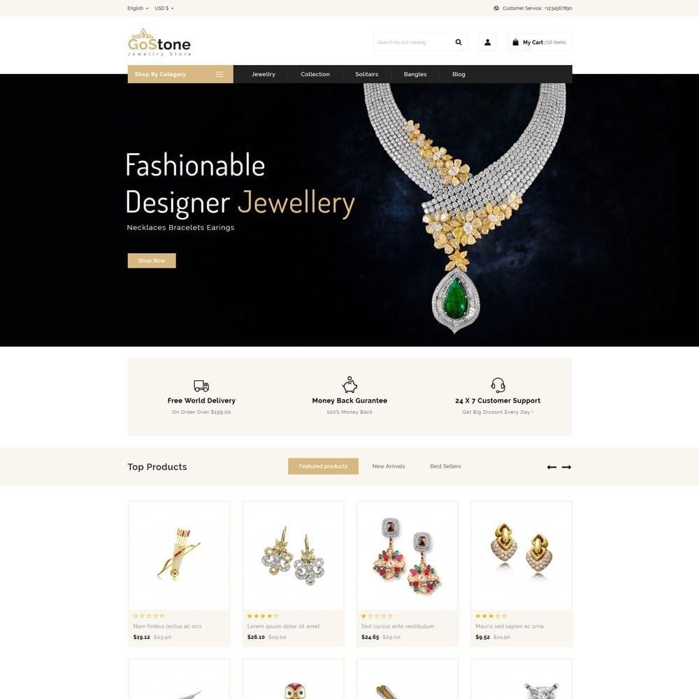 theme - Jewelry & Accessories - Go Stone Jewellery Store - 2