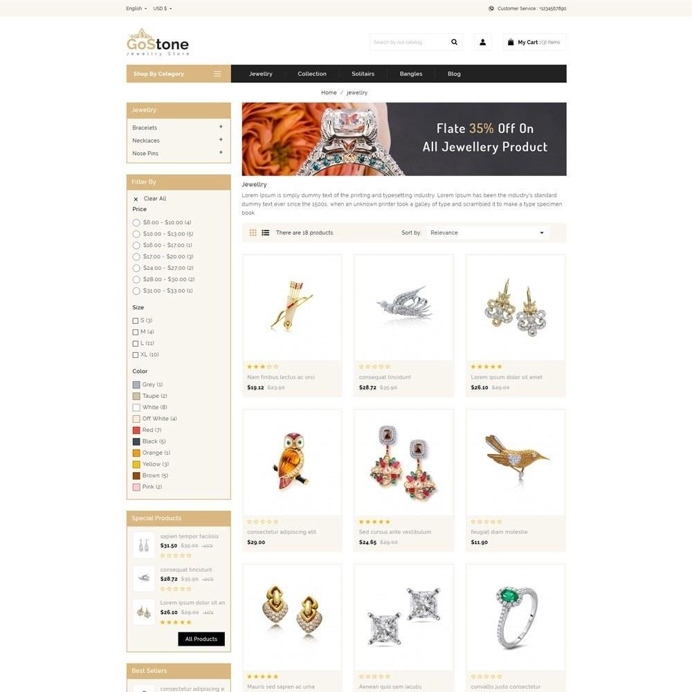 theme - Jewelry & Accessories - Go Stone Jewellery Store - 3