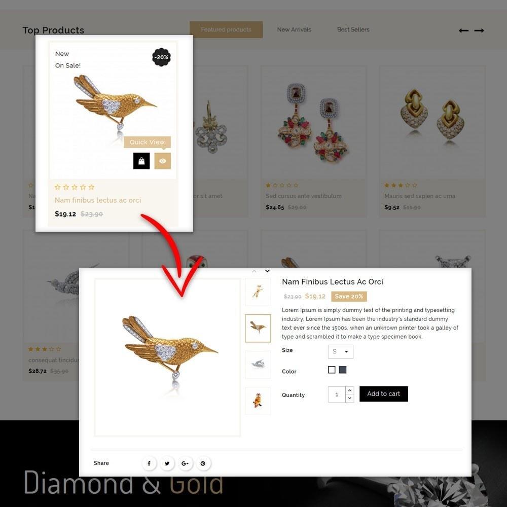 theme - Jewelry & Accessories - Go Stone Jewellery Store - 6