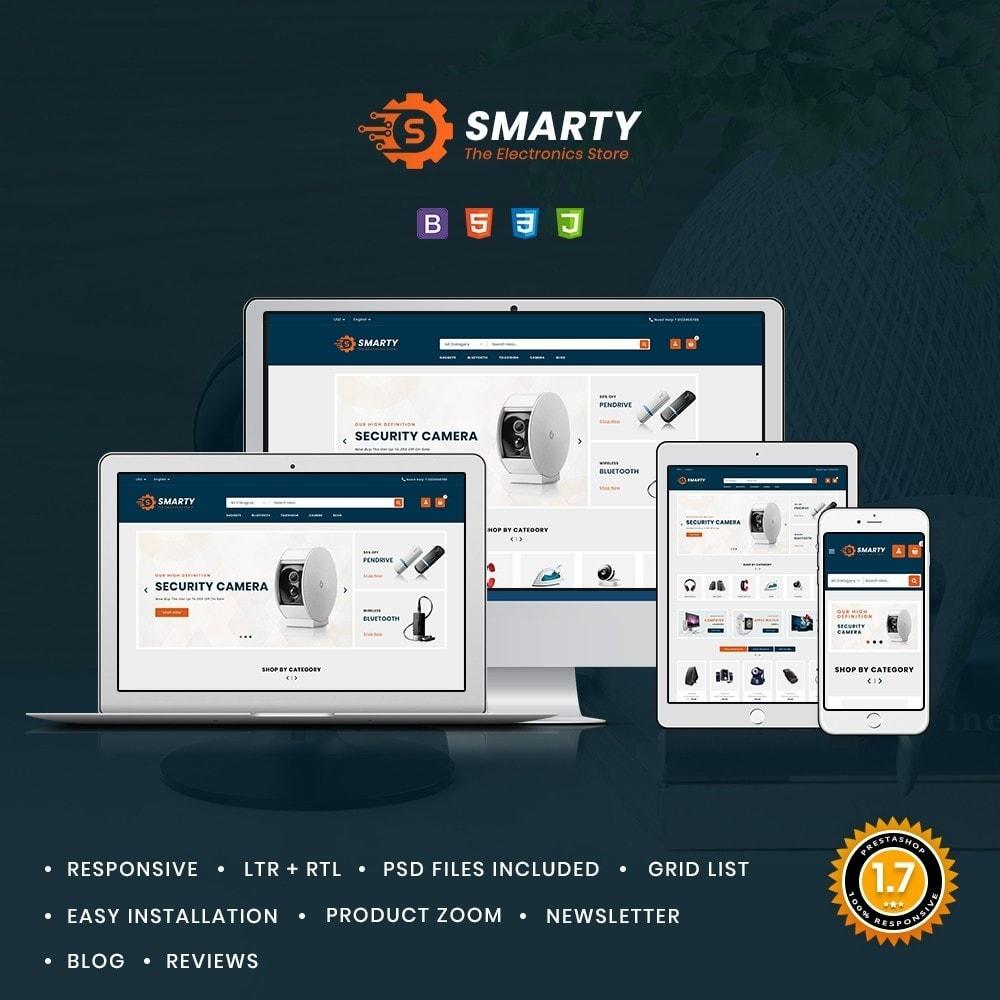theme - Electronics & Computers - Smarty Electronics Shop - 1