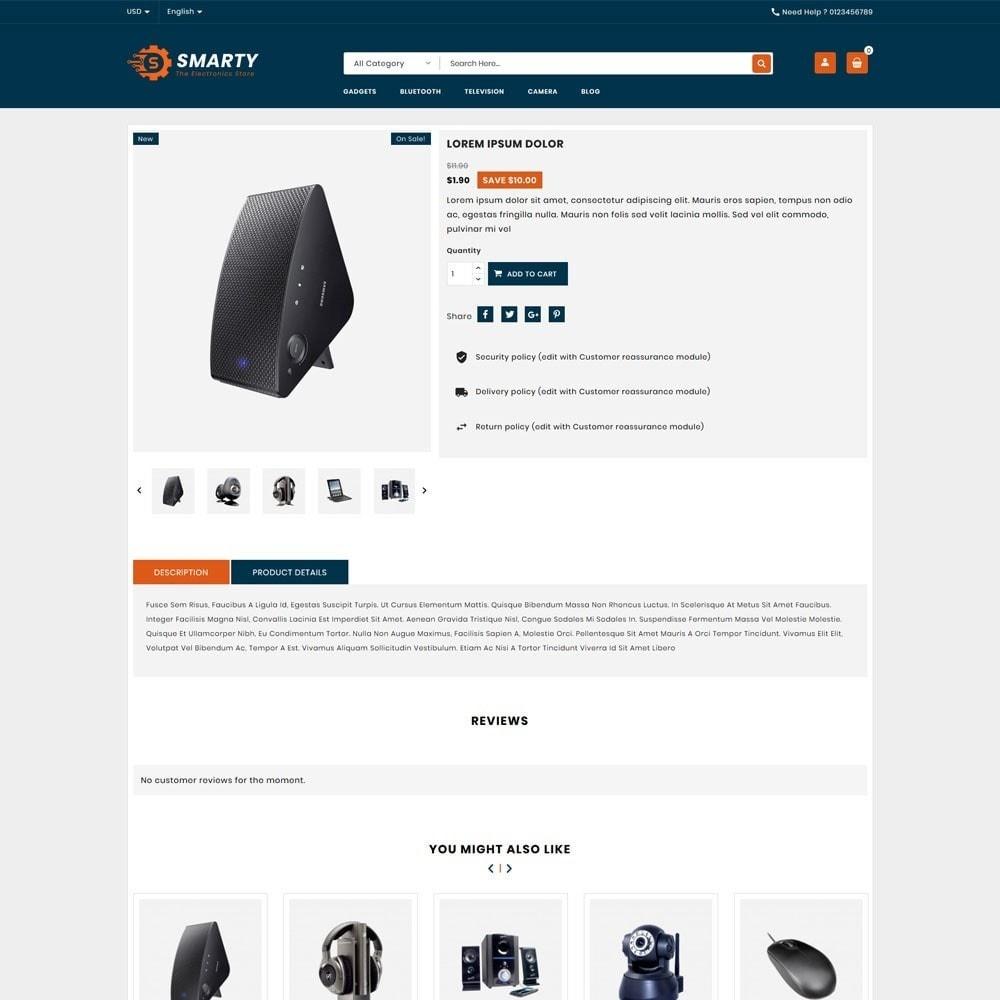 theme - Electronics & Computers - Smarty Electronics Shop - 5
