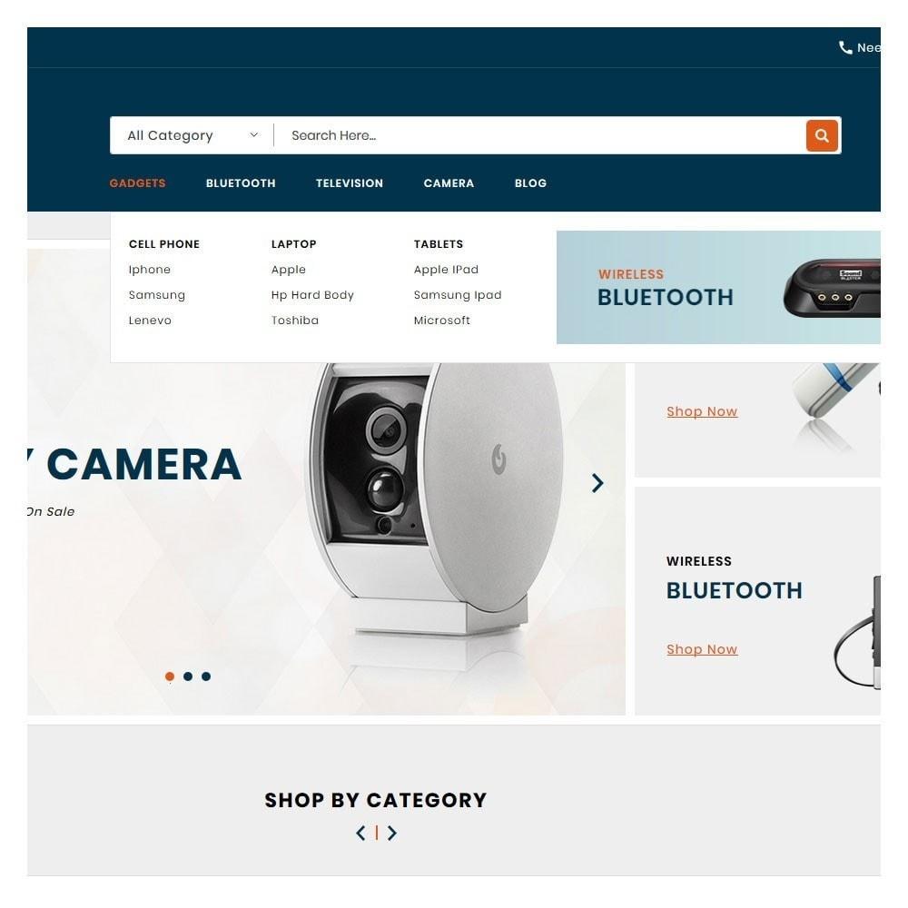 theme - Electronics & Computers - Smarty Electronics Shop - 8