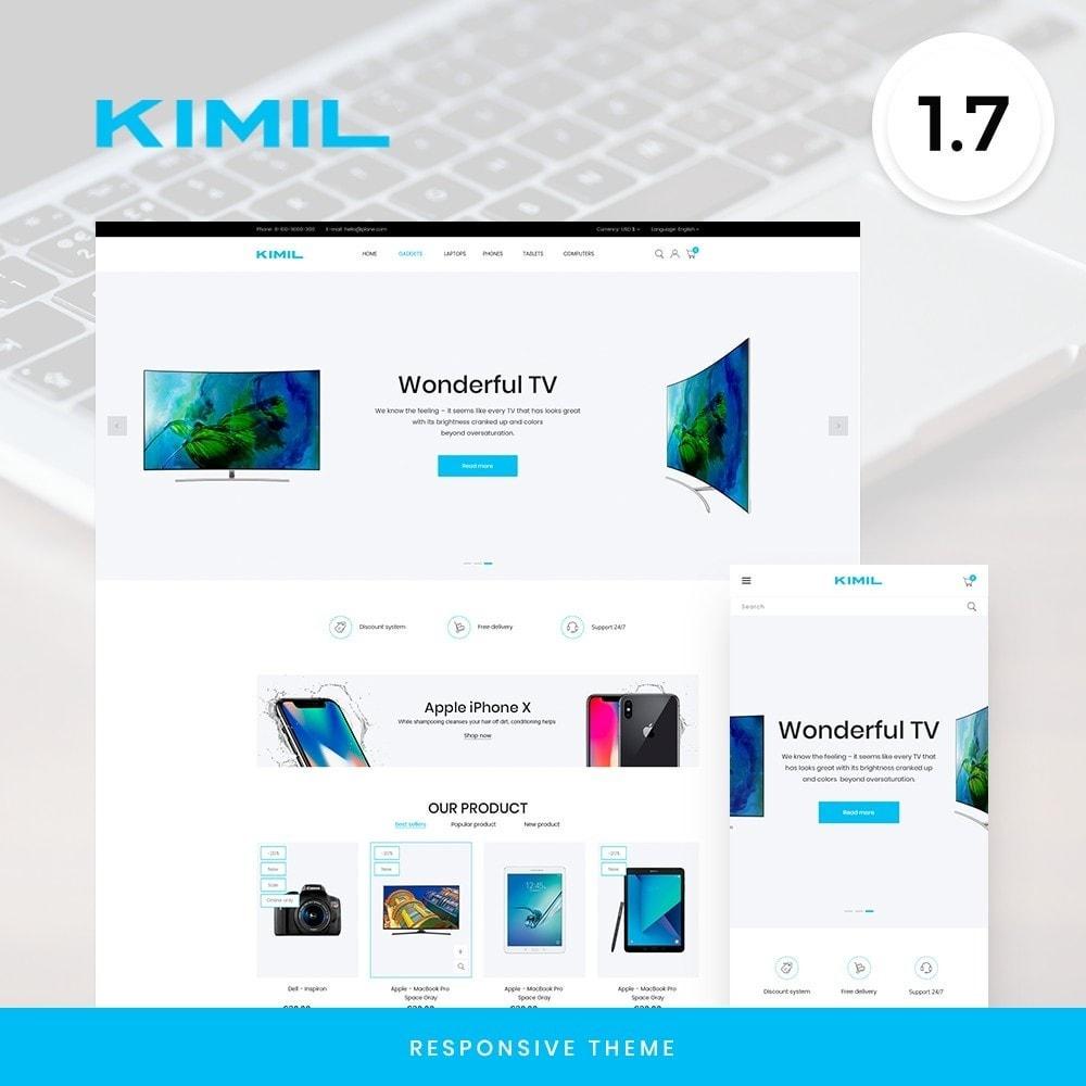 theme - Electronics & Computers - Kimil - High-tech Shop - 1