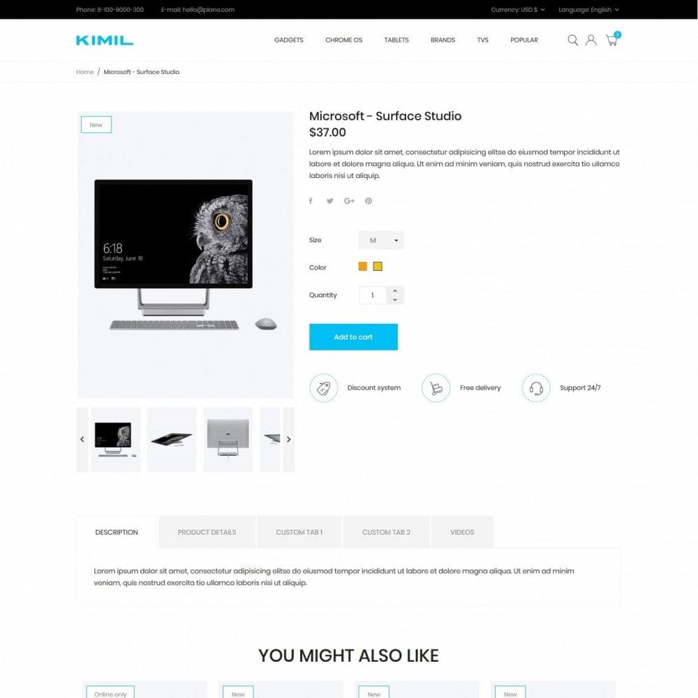 theme - Electronics & Computers - Kimil - High-tech Shop - 6