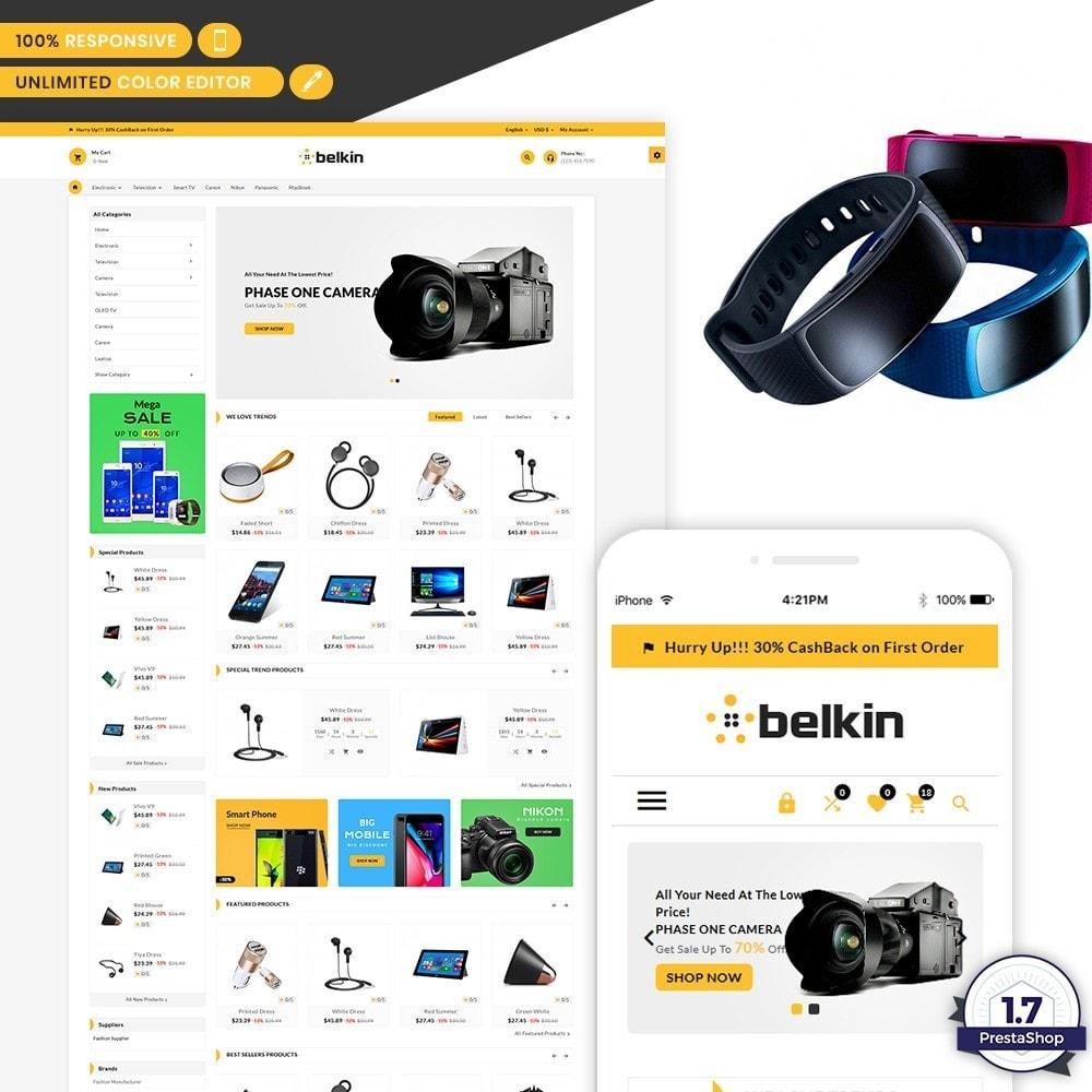 theme - Electronics & Computers - Belkin - Electronic Shop - 1