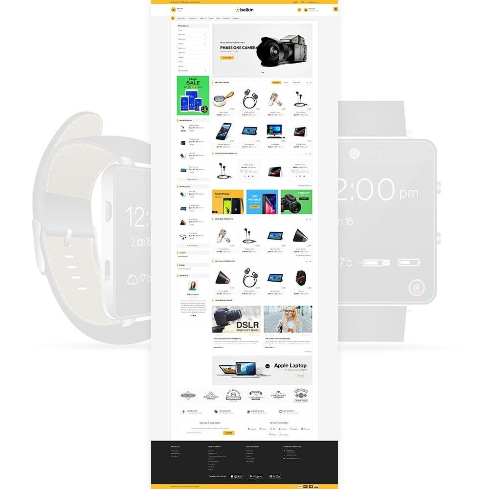 theme - Electronics & Computers - Belkin - Electronic Shop - 2