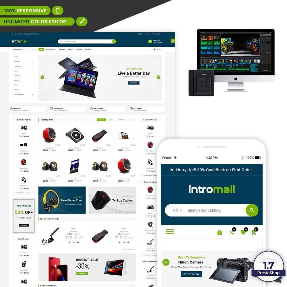 theme - Electronics & Computers - Intromall - Electronic Mega Mall - 1