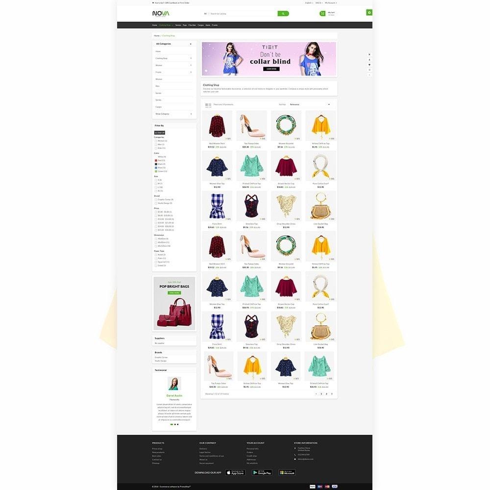theme - Fashion & Shoes - Nova The Fashion Store - 4