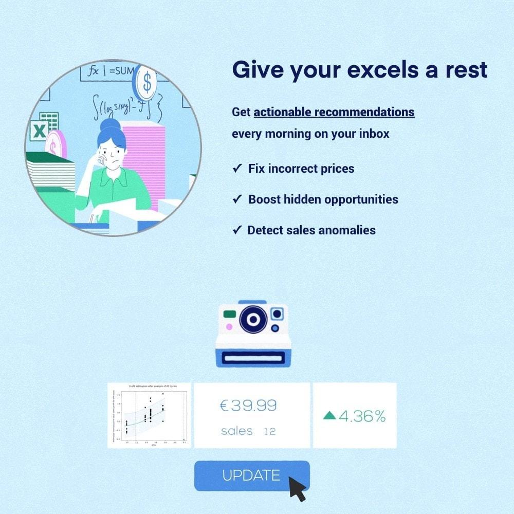 module - Gestão de preços - Set the right price with Optimus Price - 2