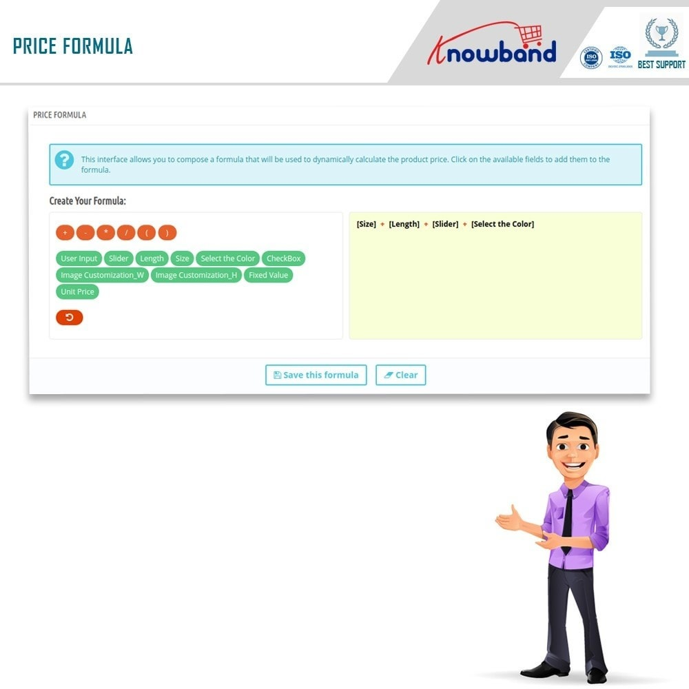 module - Gestion des Prix - Knowband - Dynamic Pricing - 8