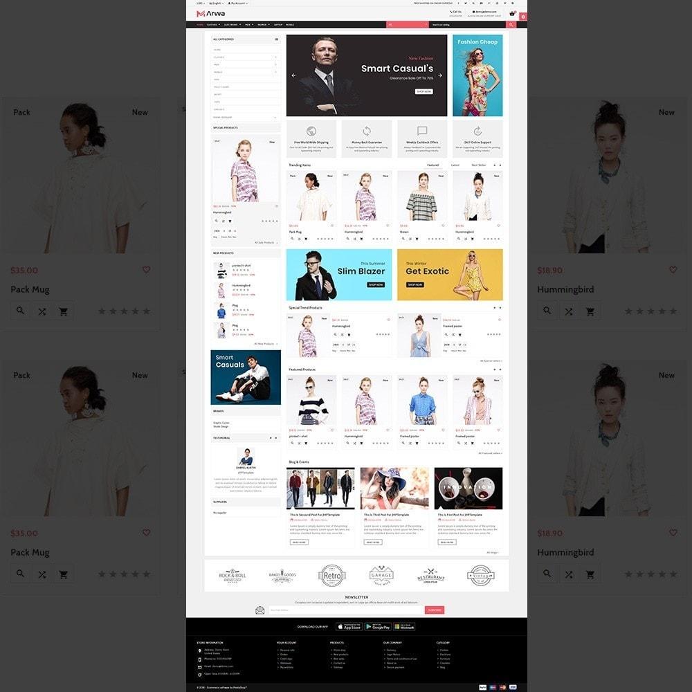 theme - Fashion & Shoes - Marwa Fashion – Xmas Big Fashion Mall - 2