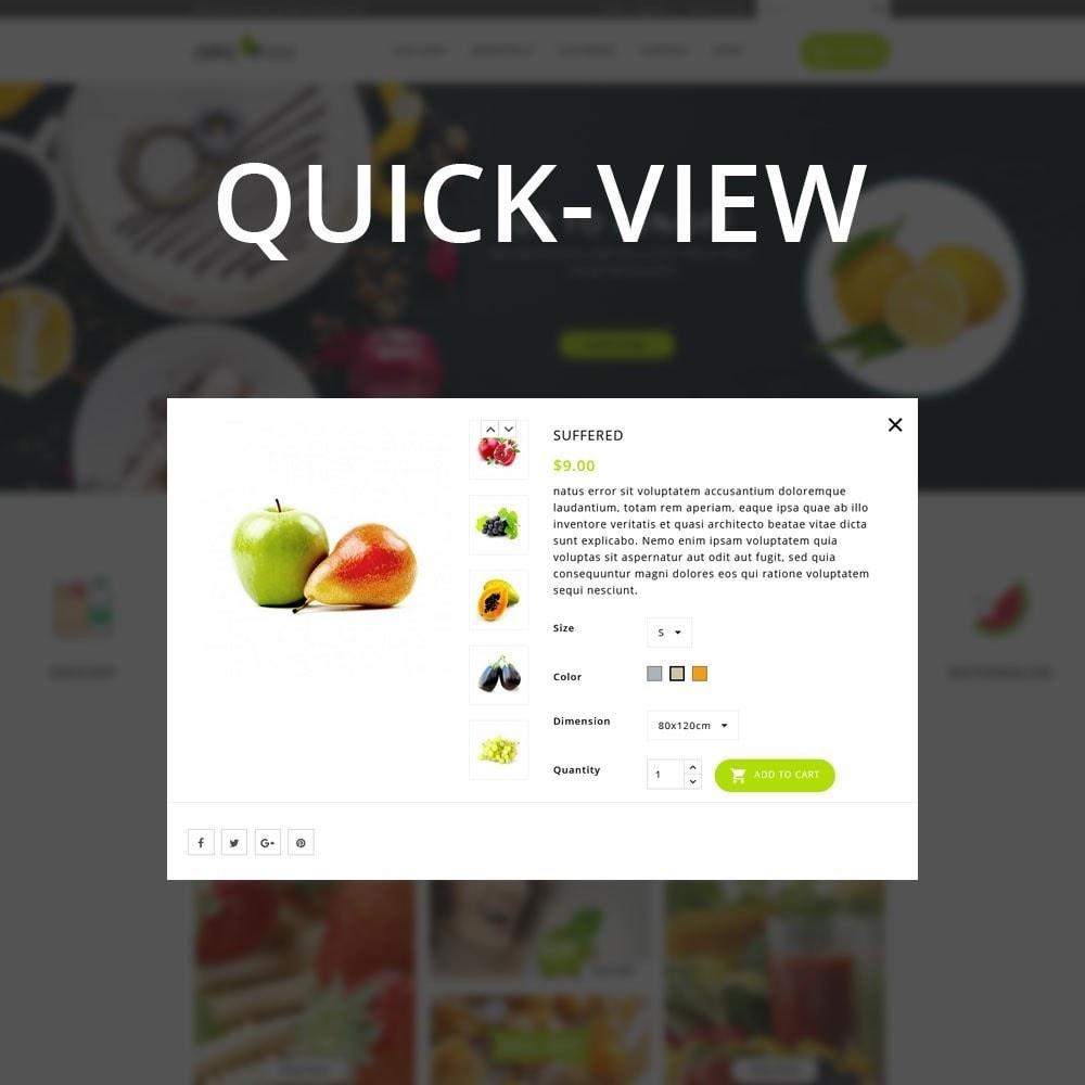 theme - Продовольствие и рестораны - Organi - The Retailer Shop - 12