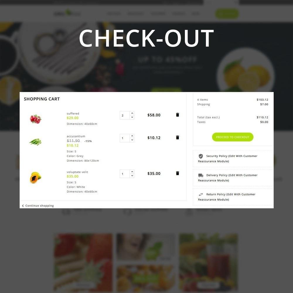 theme - Продовольствие и рестораны - Organi - The Retailer Shop - 13