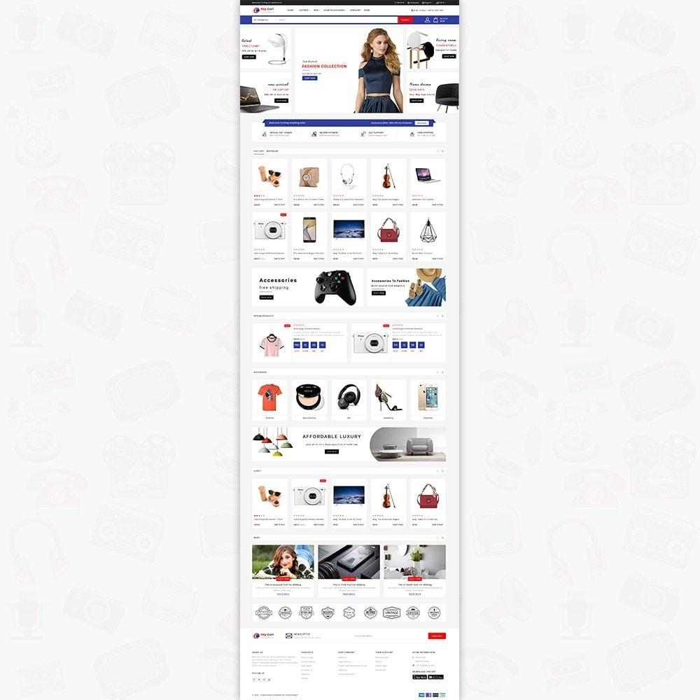 theme - Electronics & Computers - ShopCloud - The Electronics Store - 2