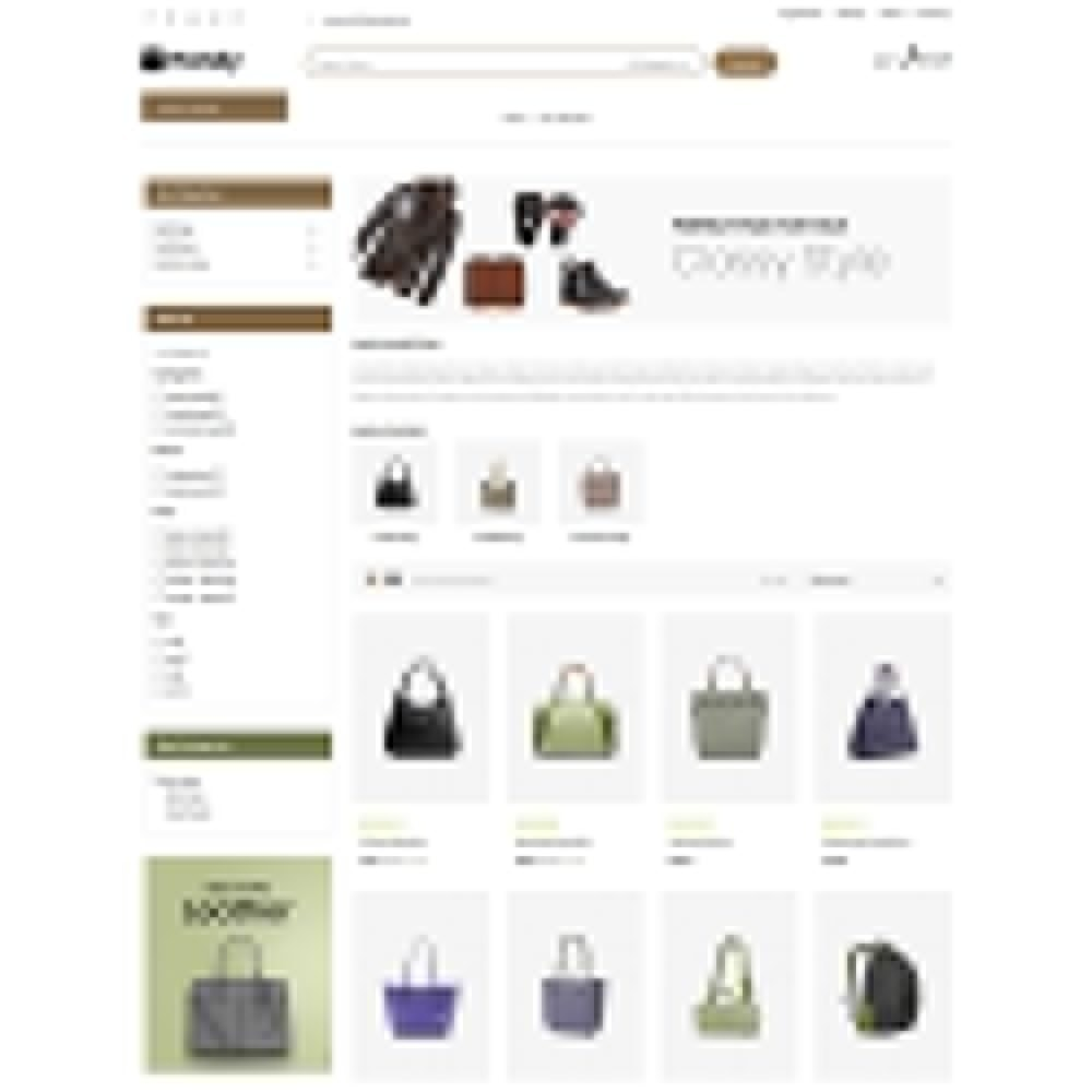 theme - Moda & Calçados - Handy Bag - The Bag Store - 4