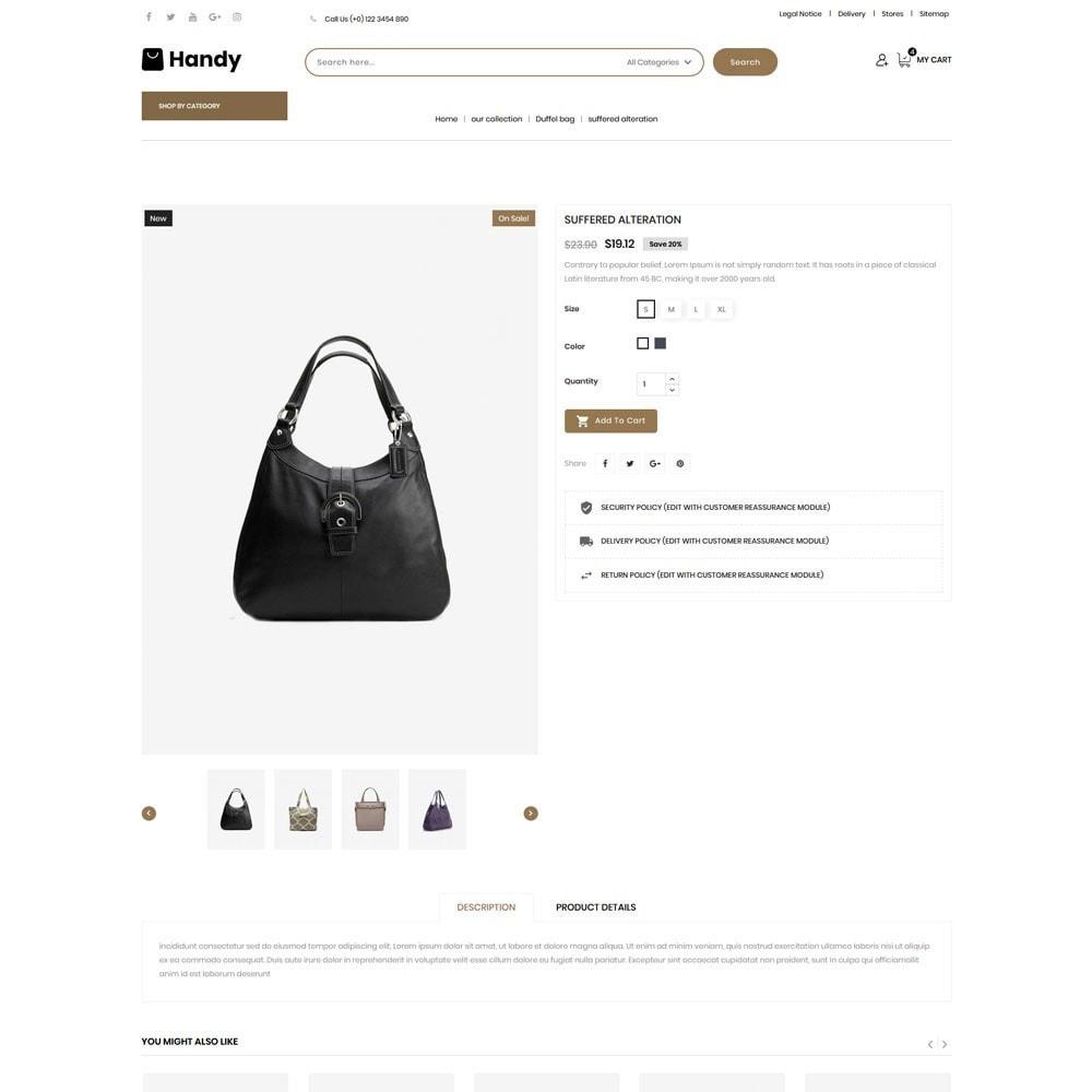 theme - Moda & Calçados - Handy Bag - The Bag Store - 6