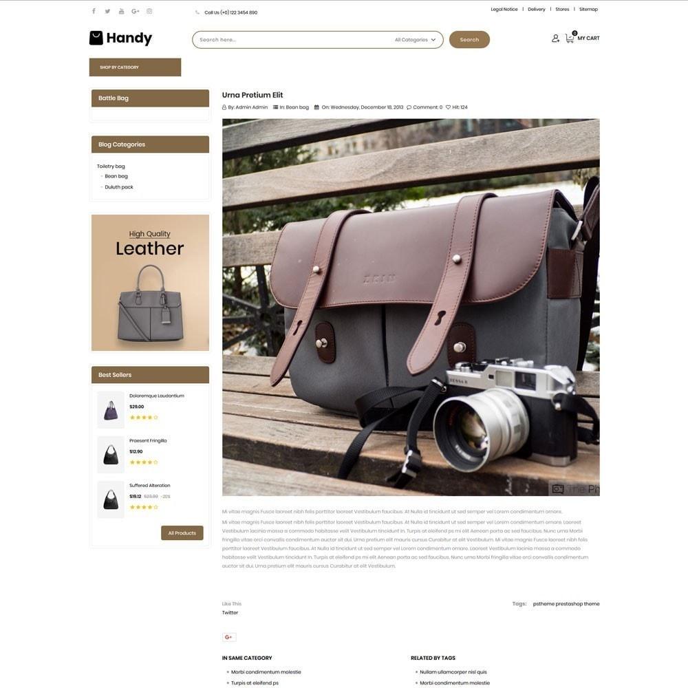 theme - Moda & Calçados - Handy Bag - The Bag Store - 7