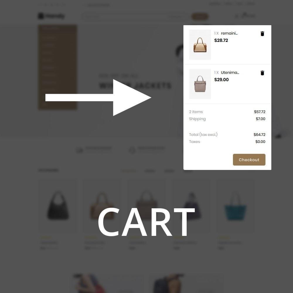 theme - Moda & Calçados - Handy Bag - The Bag Store - 10