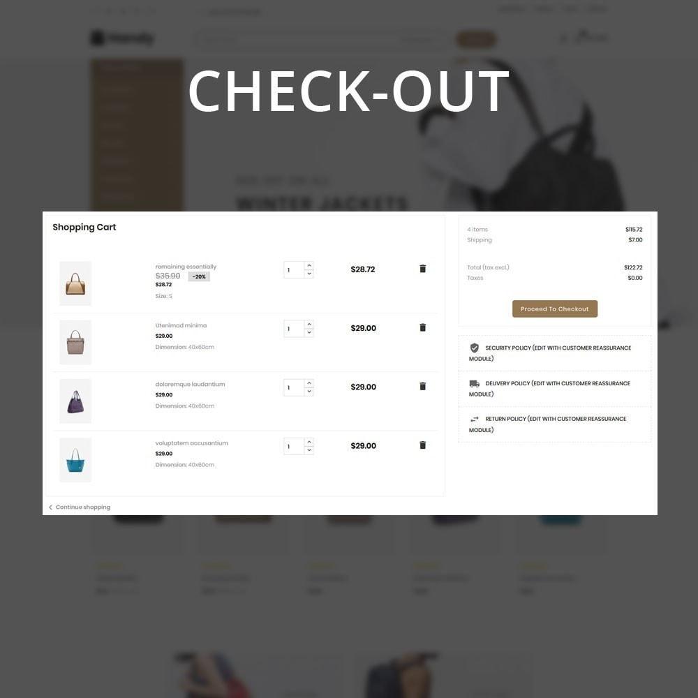 theme - Moda & Calçados - Handy Bag - The Bag Store - 13