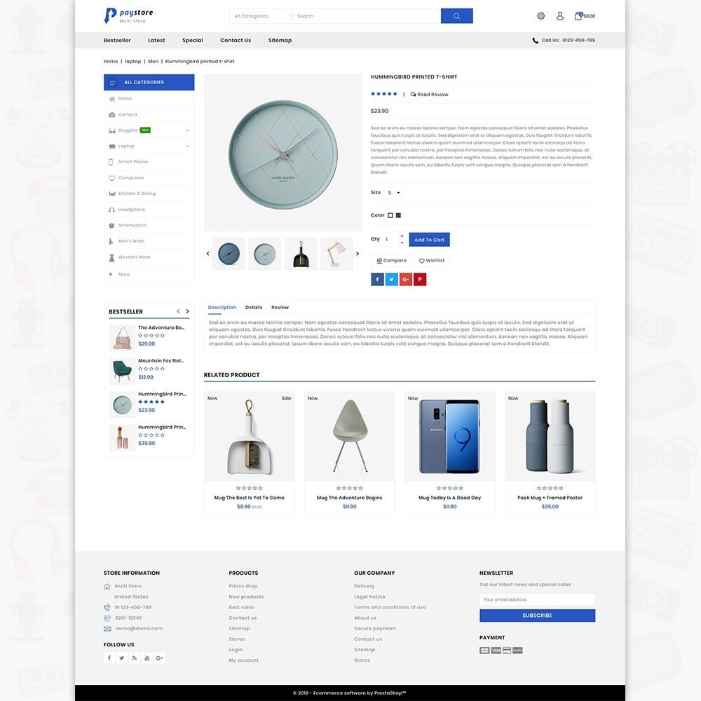 theme - Eletrônicos & High Tech - PayStore - The Mega Ecommerce Store - 6