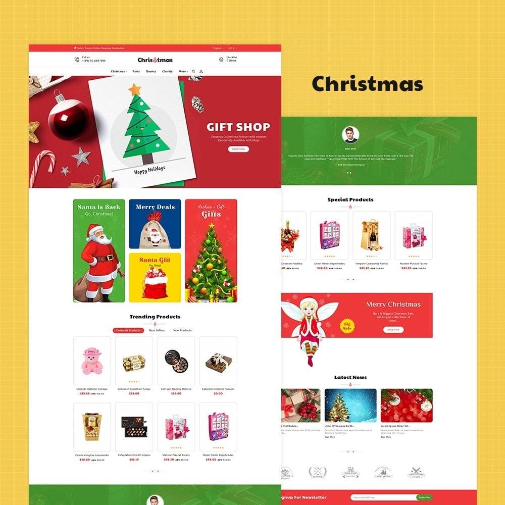 theme - Geschenke, Blumen & Feiern - Christmas Gift - 2