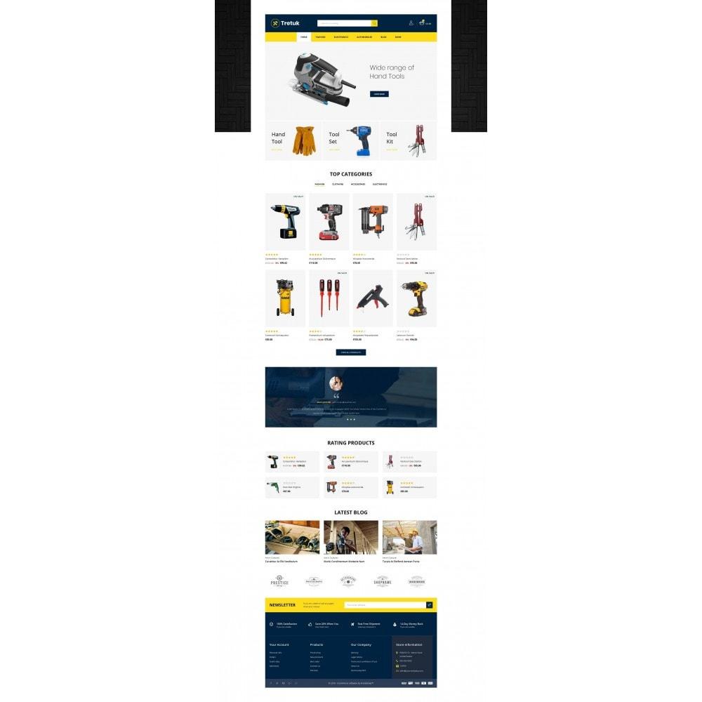 theme - Авто и Мото - Tretuk  Tools Store - 2