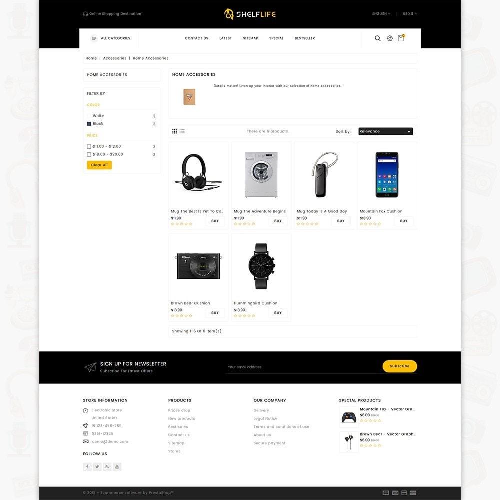 theme - Elettronica & High Tech - Shelf Life-  Special Electronics Store - 3