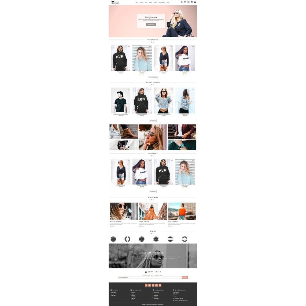 theme - Mode & Chaussures - Prestige Fashion Store - 2