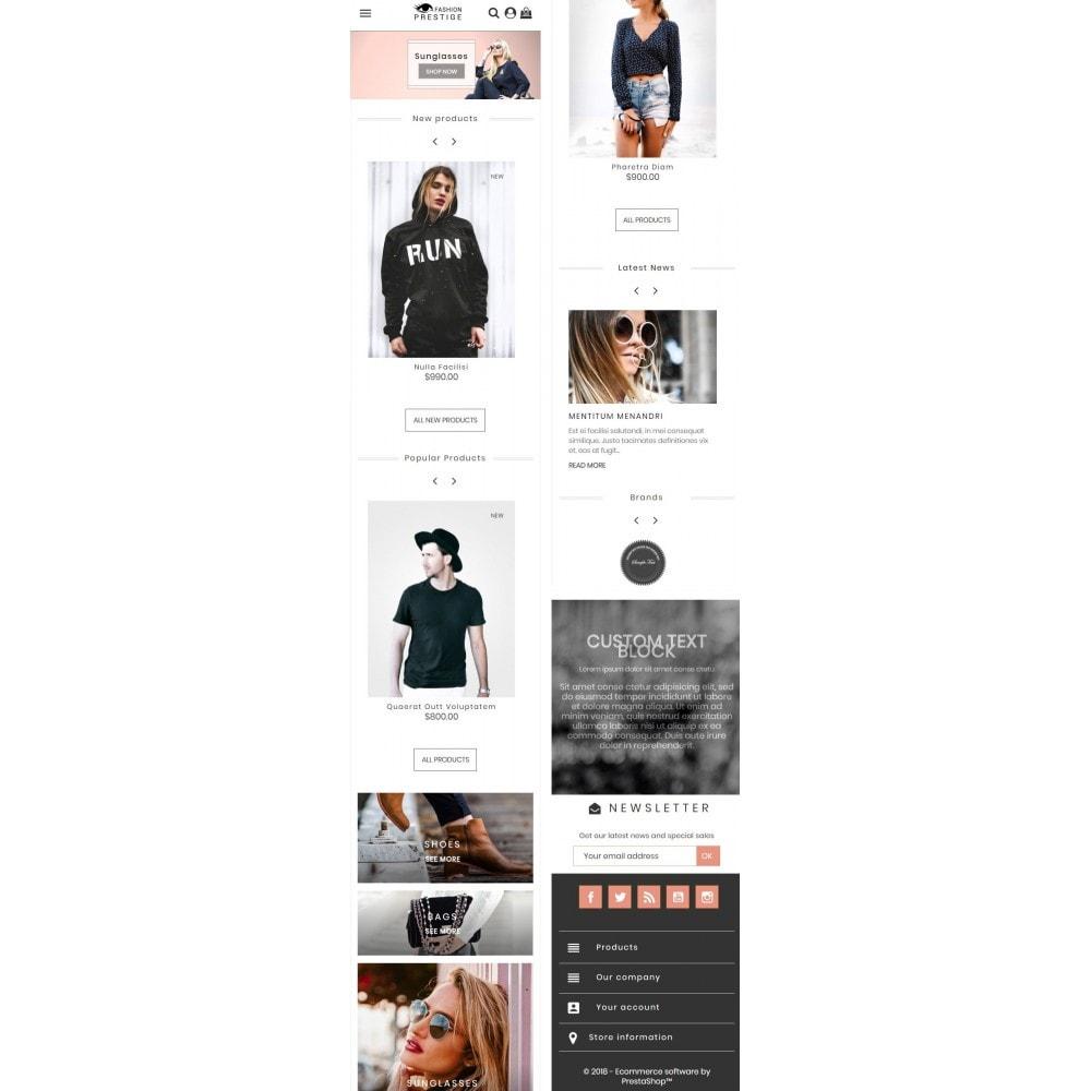 theme - Mode & Chaussures - Prestige Fashion Store - 6