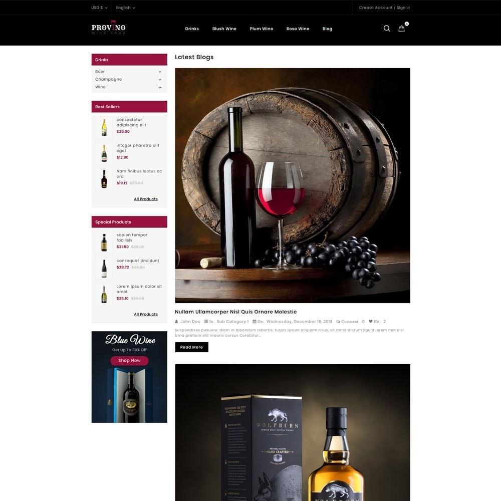 theme - Napoje & Wyroby tytoniowe - Provino Wine Store - 9