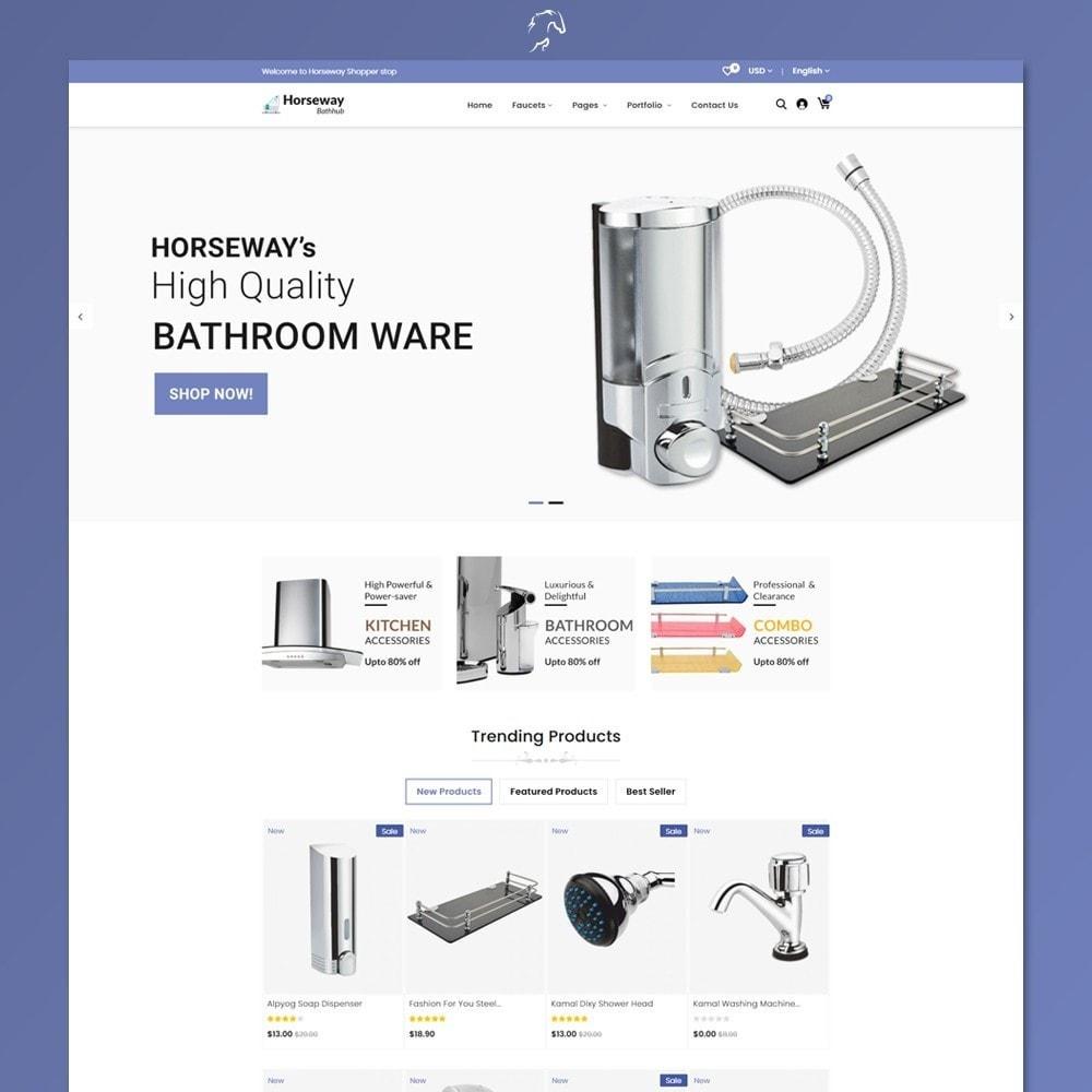 theme - Home & Garden - Horseway Bathhub Store - 1