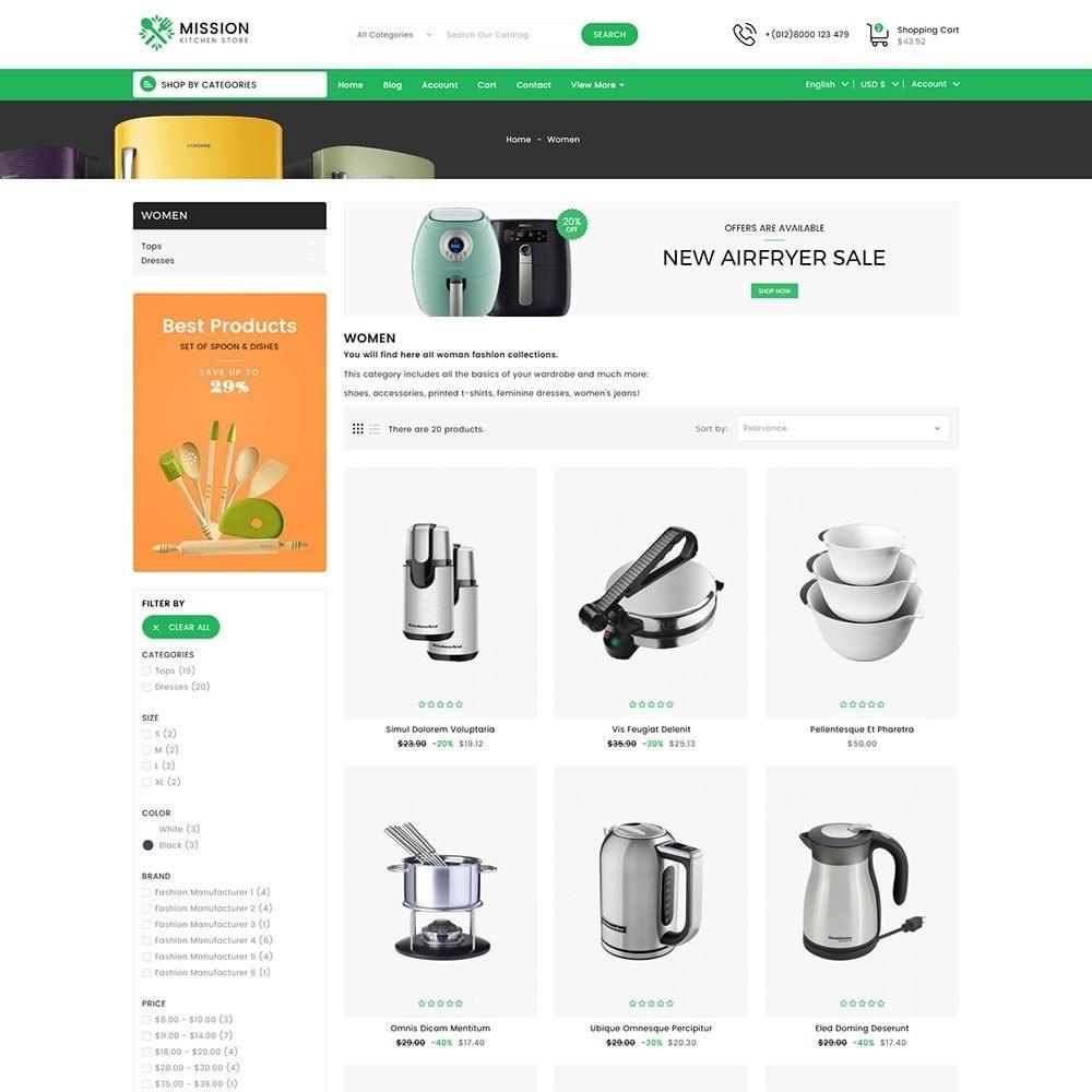 theme - Maison & Jardin - Mission Kitchen Store - 5