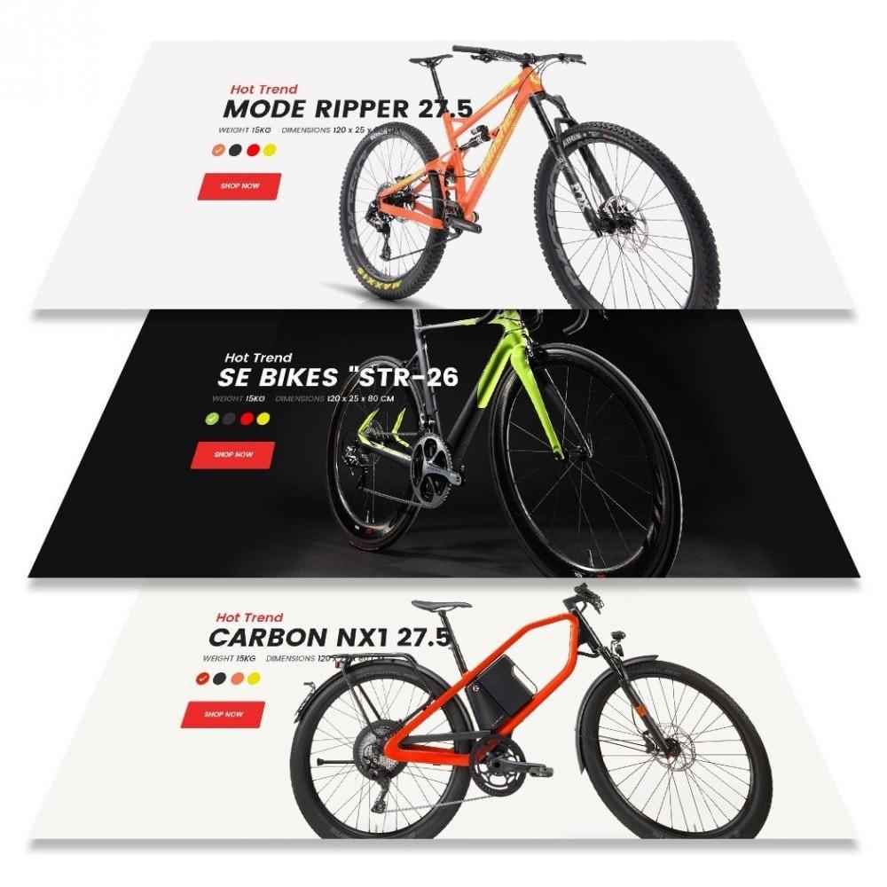 theme - Sport, Activiteiten & Reizen - Bicycle - 4