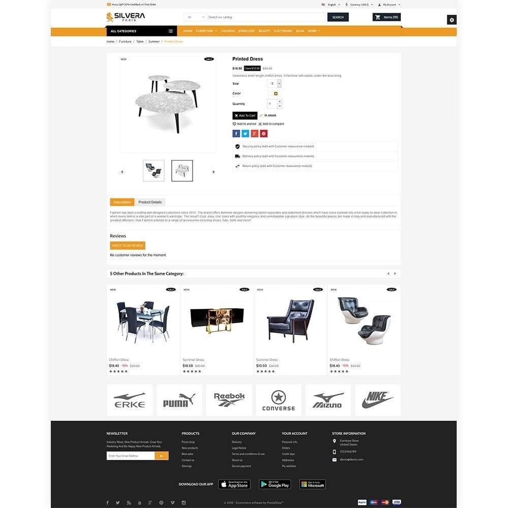 theme - Eletrônicos & High Tech - Silvera - Moden Furniture Store - 5