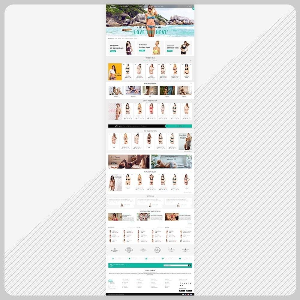 theme - Lingerie & Adult - Lencería Bikini – Bikini Lingerie Shop - 2