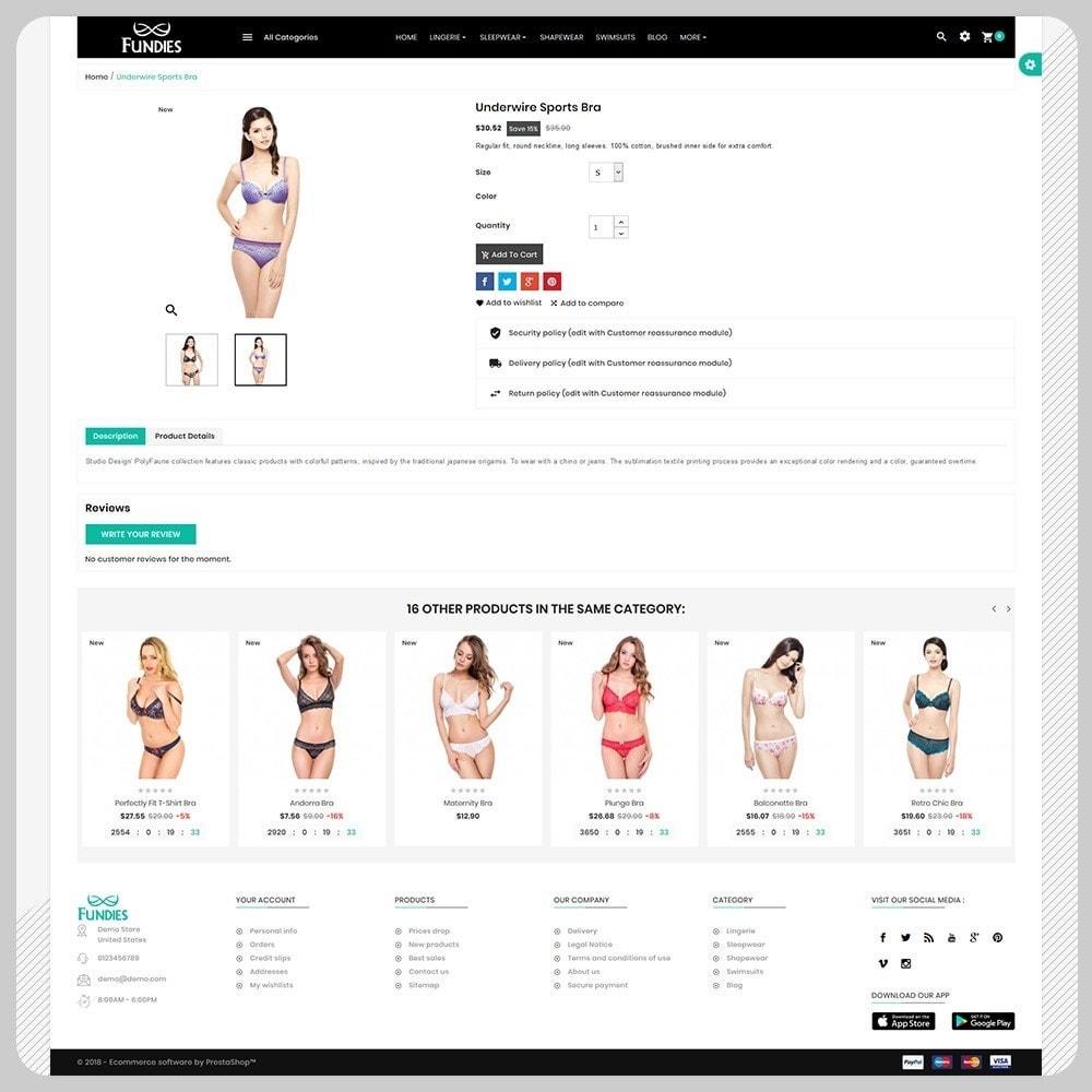 theme - Lingerie & Adult - Lencería Bikini – Bikini Lingerie Shop - 4